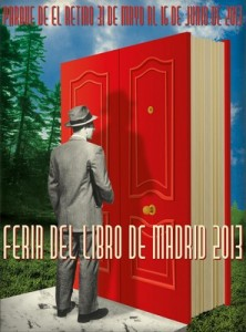 Feria Libro Madrid 2013
